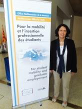 Participation à l'ouverture du premier forum de l'Office Méditerranéen de la Jeunesse (OMJ), le 20 juin 2013