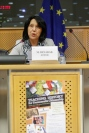 Malika BENARAB-ATTOU, eurodéputée Les Verts/ALE